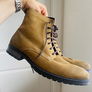 100% Authentic Leather Italian Boots from ASOS